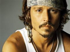Johnny Depp bandana drollgirl