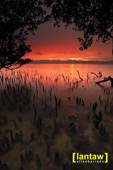 Sarangani Lowtide Sunrise