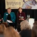Dr. Gwendolyn Mink, Dr. Sue Carroll, and Stephenie Foster