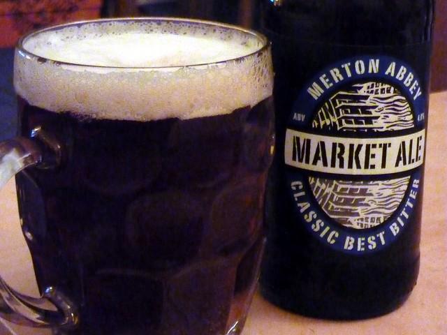 Merton Abbey Market Ale