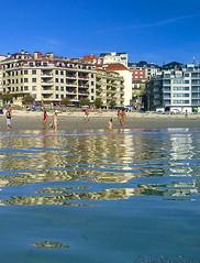 Silgar (Sanxenxo) (Luis Diaz Devesa) Tags: sea espaa beach mar spain europa europe niceshot playa galicia galiza pontevedra sanxenxo flickrstruereflection1 luisdiazdevesa