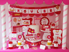 Printable Kawaii Sweet Shoppe Printable Party Kit - as seen on Amy Atlas! (paperglitter) Tags: party money flower cute girl kids paper menu children table dessert japanese diy sweet crafts text decoration cupcake donuts kawaii download sweets ideas stationery favor template toppers personalize shoppe printable pfg editable customaizable