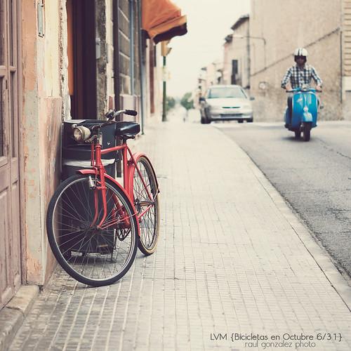 LVM {Bicicletas en Octubre 6/31} by raul gonza|ez [OFF]