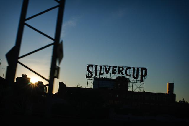 280/365 - Silvercup Studios, Long Island City.