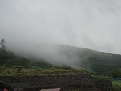 Shivneri fort from inside