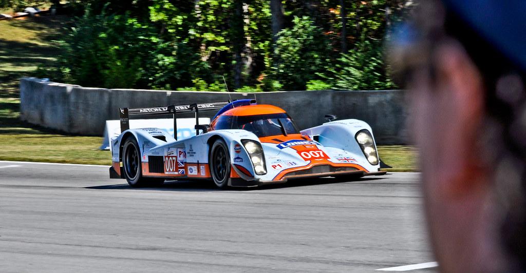 Petit Le Mans 2011 Teamspeed Com