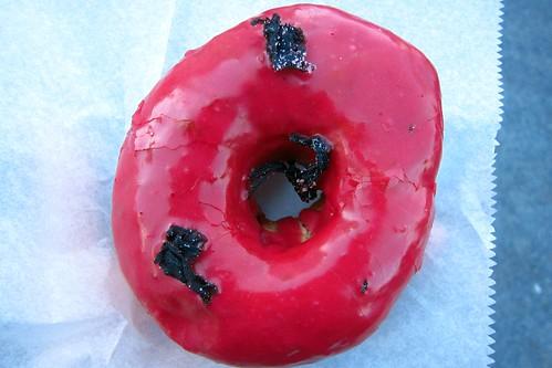 Dough's Hibiscus Doughnut