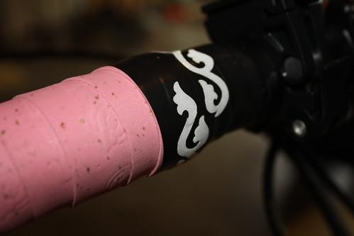 Pink Tape Closeup 2