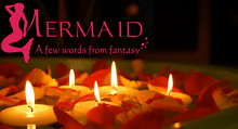 Mermaid candles-Lighten up your life