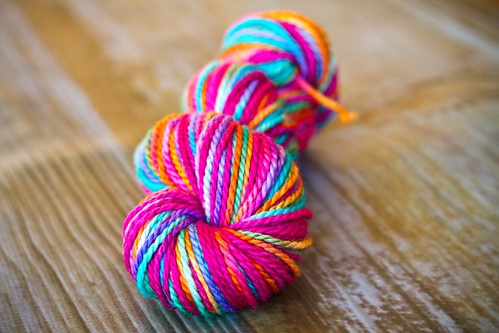 'cake' on MCN aran weight