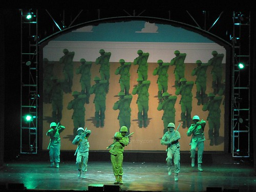 the toy soldiers from toy story