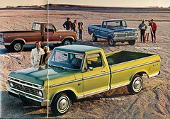 1973 Ford F Series Pickup Truck Range (coconv) Tags: pictures auto old classic cars ford car truck vintage magazine advertising cards photo flyer automobile post 4x4 image photos antique album postcard ad picture pickup f100 f150 images 150 advertisement vehicles photographs 350 card photograph f postcards vehicle series 100 autos collectible collectors brochure range 1973 automobiles 73 250 dealer f350 prestige f250