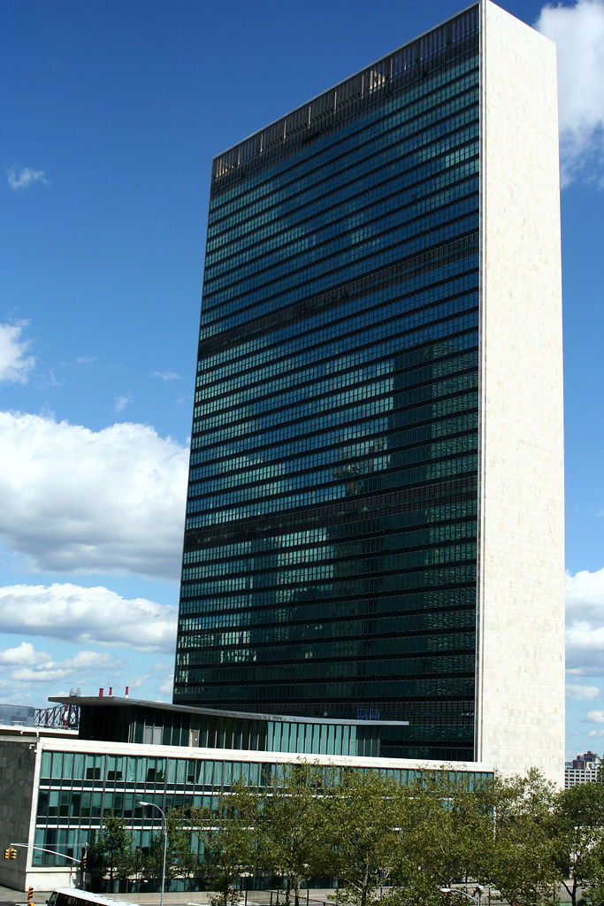 UNO Headquarters, New York