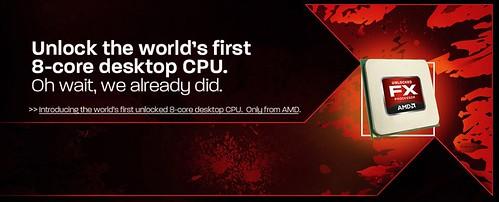 AMD FX 8150 Bulldozer   8 branduolių AMD Game Over...