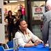 Leymah Gbowee Book Signing