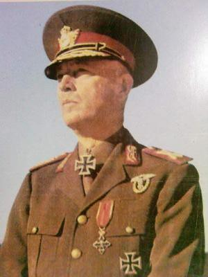 The Army is the last card a Nation plays. M. Ion Victor Antonescu