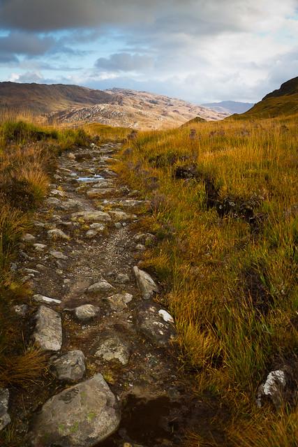IMG_9338 - The path to Peanmeanach