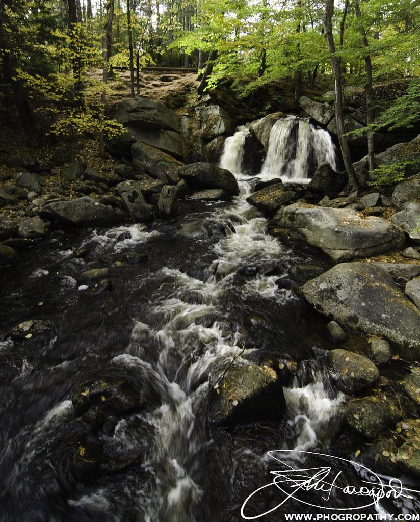 Again at Trap Falls
