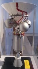 Nuclear Rocket Engine Demonstration Model