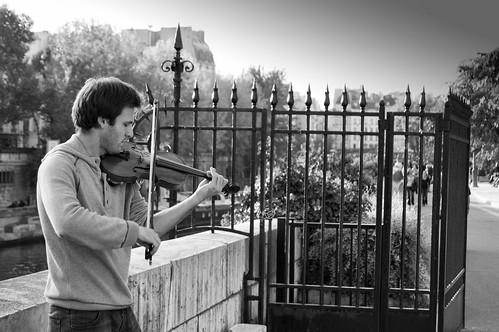 French Violinist