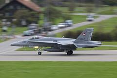 My name is Bond (Alvaro Aviation) Tags: switzerland aviation airplanes jet trails boeing panning vapor militaryaviation flaps meiringen mcdonnelldouglas fighterjets jetwash axalp fa18chornet swissairforce ef300mmf28lisusm schweizerluftwaffe cantonofbern canon5dmarkii j5007 ef14xextenderiii axalp11 abmeiringen flugplatzkommando13