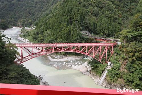 新山彦橋から