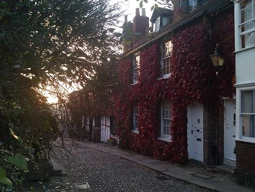 A street in Rye