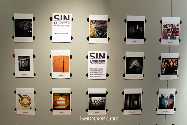 SIN Instagram Exhibition