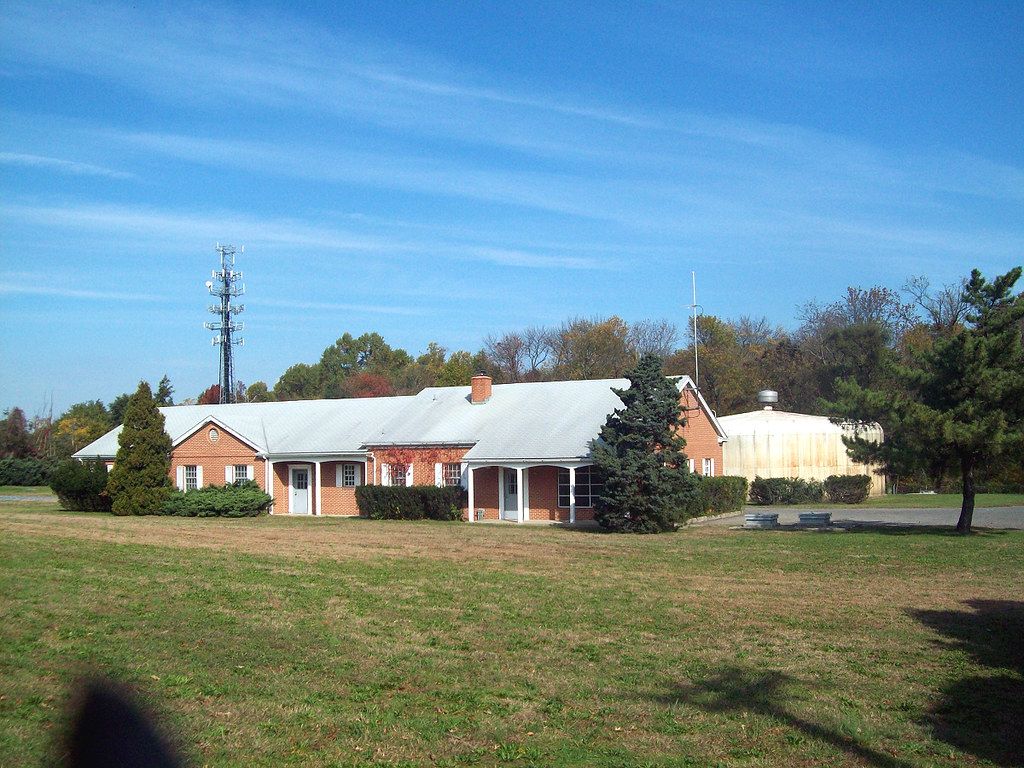 Old Orchard Pump House