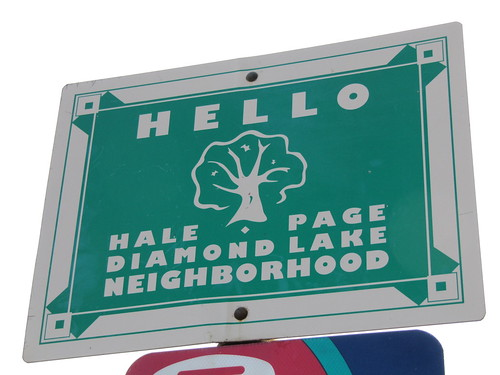 Hale Page Diamond Lake Neighborhood