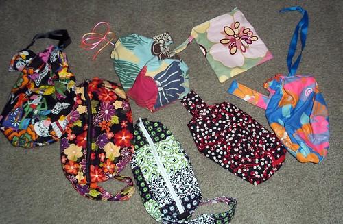 Livin4fishin's bags