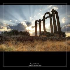 La puerta del cielo (Julio_Castro) Tags: atardecer nikon nikond700