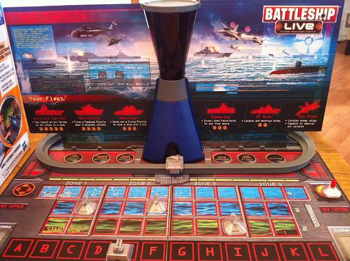 Battleship Live from Hasbro