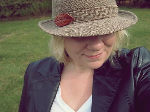 i like my hat
