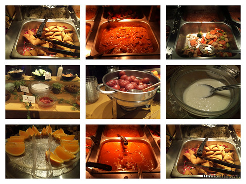 Day 302 - Dinner Buffet