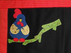 galinha (Ana Cris 2011) Tags: galinha patchwork aplique