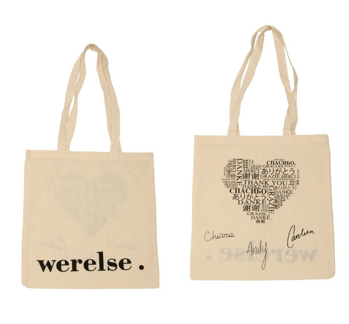 Werelse-bag