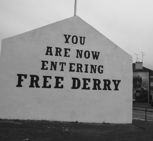 Free Derry by xxx zos xxx