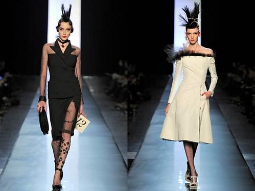 Jean-Paul-Gaultier-2011-negro-blanco