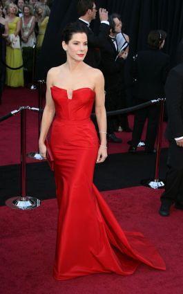 Sandra Bullock oscar 2011
