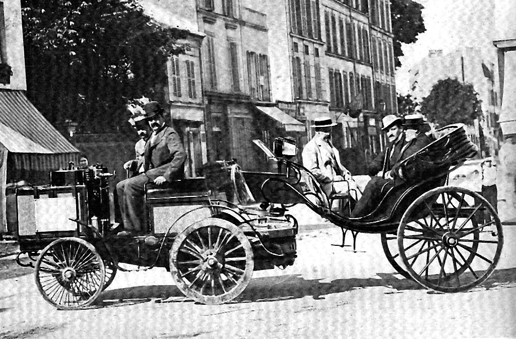 The Quickest Cars Made Between 1894 and 1914