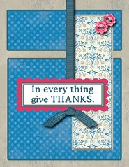 Thanksgiving Card for SQSC11