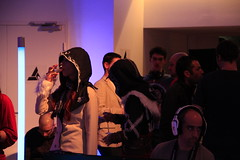 Soirée Assassin's Creed Revelations (agence edolone) Tags: ubisoft assassin creed revelations edolone