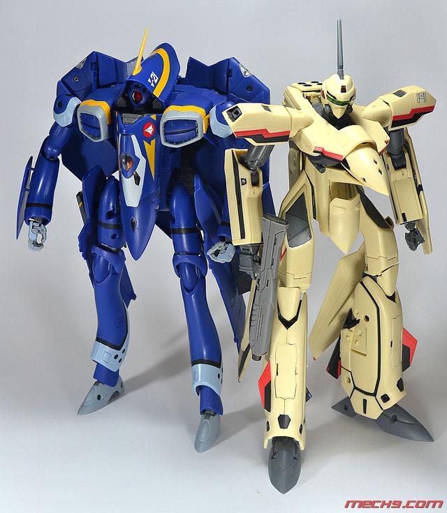 1/60 YF-19 & YF-21 by Yamato Toys