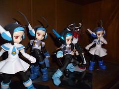 Kotobukiyas (jaqio) Tags: bug one model san shot painted manga x robots killer kits combat import pest fully kotobukiya japaneese poseable