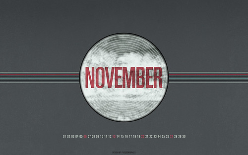 Now/Here: November 2011 Desktop Wallpaper
