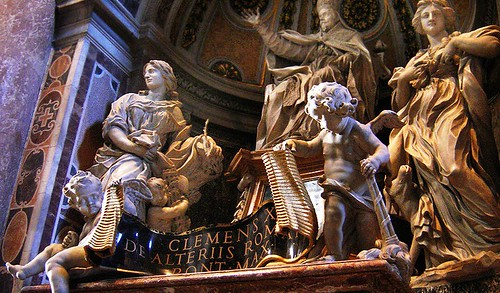 Tumba de Clemente X