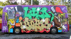 "Pencil-Opium-Zeuser for ""Converse block party"" Naples 2011' (Zeus40 and Wildboys) Tags: party italy pencil writing converse naples block toulouse opium rota wildboys 2011 zeus40 resoner"