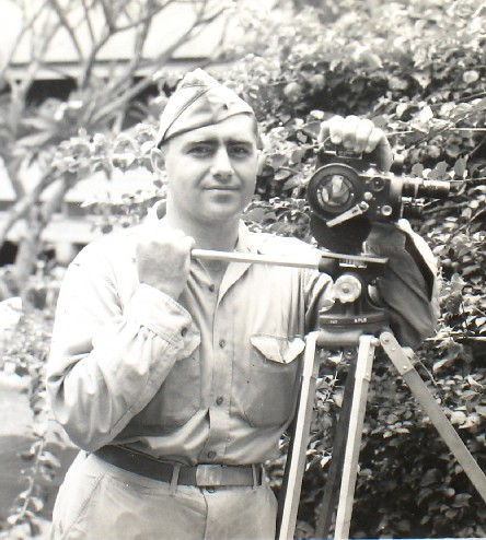 WWII Army Photographer, Ralph Andrea