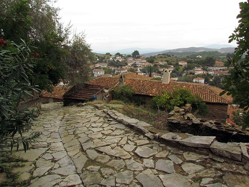 Path to Sirince village